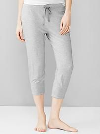 eb980e352a3f Pure Body modal capris. Grab thrilling discounts up to 40% Off at Gap using