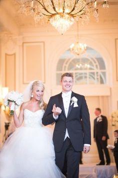 Georgian Terrace Hotel, Atlanta Falcons Team, Monogram Cake, Atlanta Wedding, Blush Roses, Wedding Blog, Reception, Spirit, Elegant