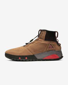 the best attitude 053c6 f4279 Nike NikeLab ACG 07 KMTR Komyuter 2017 Summer Collection (dark blue   light brown) - Free Shipping starts at 75€ - thegoodwillout.com  Footwear  ...
