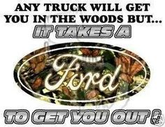 Ford girl right here!