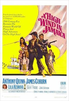 A High Wind in Jamaica posters for sale online. Buy A High Wind in Jamaica movie posters from Movie Poster Shop. We're your movie poster source for new releases and vintage movie posters. Quinn James, Anthony Quinn, Living In Jamaica, Pirate Movies, Children's Films, British Family, Original Movie, Vintage Movies, Action Movies