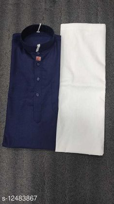 Kurta Sets Modern Men Kurta Sets Top Fabric: Rayon Bottom Fabric: Cotton Scarf Fabric: No Scarf Stitch Type: Stitched Sizes: XL (Top Length Size: 42 in, Bottom Waist Size: 44 in, Bottom Length Size: 42 in)  L (Top Length Size: 40 in, Bottom Waist Size: 42 in, Bottom Length Size: 40 in)  XXL (Top Length Size: 44 in, Bottom Waist Size: 46 in, Bottom Length Size: 44 in)  M (Top Length Size: 38 in, Bottom Waist Size: 40 in, Bottom Length Size: 38 in)  XXXL (Top Length Size: 46 in, Bottom Waist Size: 48 in, Bottom Length Size: 46 in)  Country of Origin: India Sizes Available: S, M, L, XL, XXL, XXXL   Catalog Rating: ★3.9 (5005)  Catalog Name: Fashionable Men Kurta Sets CatalogID_2407326 C66-SC1201 Code: 714-12483867-3201