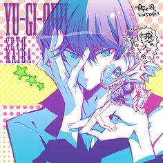 Pixiv Id 3296870, Yu-Gi-Oh! Duel Monsters, Yu-Gi-Oh!, Kaiba Seto, Blue-Eyes Toon Dragon, Symbol-shaped Pupils