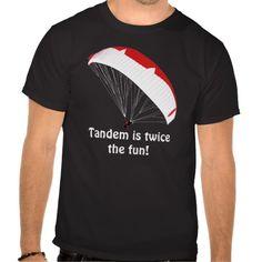 Paraglide T-Shirt #sports #tshirt