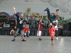 Singapore 2010 – Tiny Toones – Break-dancing and hip-hop to engage