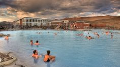 Geothermal Pools — an Icelandic Tradition, offical website thermal baths