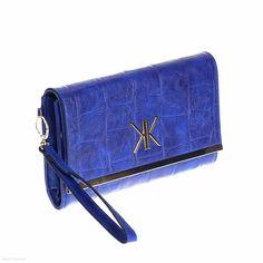 KK Passport Wallet (Cobalt)