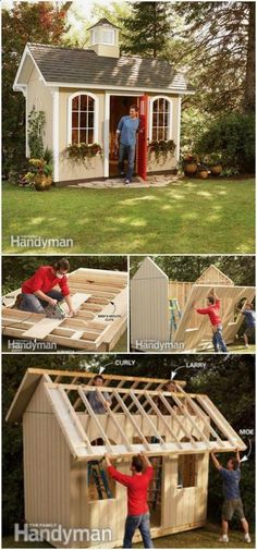 - CLICK PIC for Many Shed Plan Ideas. #shed #shedplansdiy