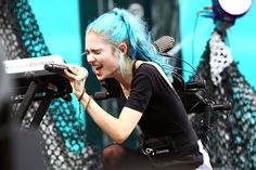 Boss Lady Lessons From a Pop Star by Grimes Elle Magazine...