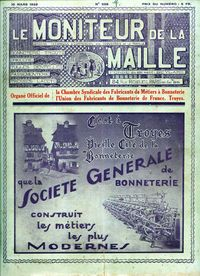 le Moniteur de la Maille