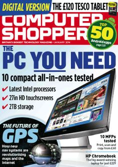 Computer Shopper - January 2014 English | 164 Pages | True PDF | 36.56 Mb