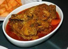 Devil's Chicken Curry