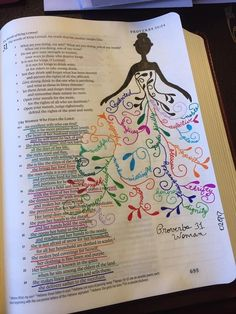 Pin by Vicki McCay on bible journal . Bible Study Journal, Scripture Study, Bible Art, Scripture Journal, Art Journaling, Bible Drawing, Bible Doodling, Bible Prayers, Bible Scriptures