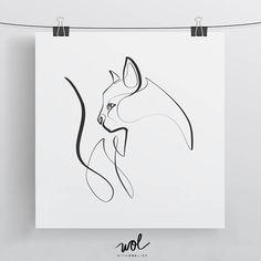 Katzenart Katzenart Print KatzenIllustration Cat Print Cat Lover Cat Wall Art Cat Gift Single Line Cat Lover Gift Cat Gifts Cat Noir Cat Lover Gifts, Cat Gifts, Cat Lovers, Art And Illustration, Cat Illustrations, Noir Tattoo, Single Line Drawing, Cat Art Print, Cat Noir