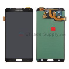 Cracked the Samsung Galaxy Note 3 Series LCD and Digitizer Assembly? Replace it by using this brand new Galaxy Note 3 Series LCD Assembly. Galaxy Note 3, Samsung Galaxy, Notes, Retail, Logo, Black, Report Cards, Logos, Black People