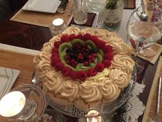 Pavlova for come dine with me