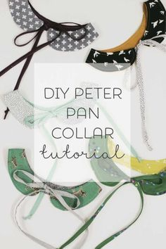 DIY Peter Pan Collar | Fall Fashion Trends You Can DIY On The Cheap