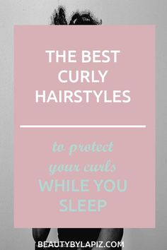 These are naturally curly hairstyles for medium hair but they can work on hair that is short, long or mid length. An updo is best for when you're sleeping. These are easy hairstyles that are also cute Curly Hair Routine, Curly Hair Tips, Curly Hair Care, Curly Hair Styles, Natural Hair Styles, Wavy Hairstyles Tutorial, Curly Hair Tutorial, Easy Hairstyles For Medium Hair, Medium Hair Styles