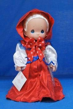 Fairy Godmother Cinderella Freedom Doll Precious Moments Disney 5830 NOT Signed #PreciousMoments #VinylDolls