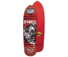 ELEPHANT SKATEBOARDS - ADAMS RANCID  #Elephant. two of my fave things, rancid the band, and Mike V the skater