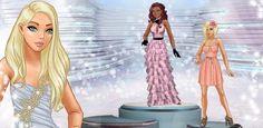 لعبة صبايا ( Sabaya-Game ): هي من افضل العاب بنات Arabonlinegames