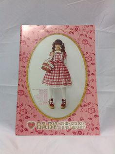 2007 Spring & Summer Collection (Brand Catalog, LOOK BOOK) from Baby, the Stars Shine Bright - Lolita Desu