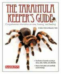 The Tarantula Keeper's Guide: Comprehensive Information on Care, Housing, and Feeding by Stanley A. Schultz, http://www.amazon.com/dp/0764138855/ref=cm_sw_r_pi_dp_wH7csb1ENSMP9