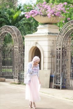 Pinned via Nuriyah O. Martinez | filter fashion modest clothing blog hijab