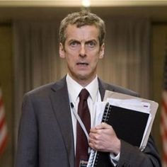 Malcolm Tucker - The Thick of It.