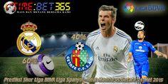 Prediksi Skor Liga BBVA Liga Spanyol - Real Madrid vs Getafe 24 Mei 2015 ~ Beritabola365