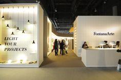 Light + Building 2014 Frankfurt – FontanaArte exhibit design
