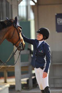 forever-equestrianism:  Jessica Springsteen