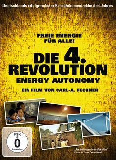 """FILM-TIPP: Der in 2011 nominierte Film """"DIE 4. REVOLUTION - Energy Autonomy"""" kann nun kostenlos im Internet gestreamt werden.  Den Film könnt ihr unter folgendem Link anschauen: http://fairload.de/movie/1/4-Revolution/  Das Cosmic Cine Team wünscht allen viel Spass beim schauen."""