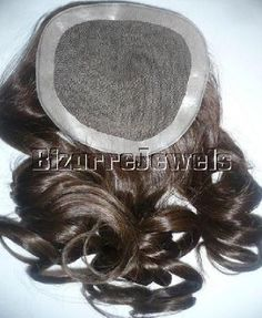 Full Lace Weave Closure Human Indian Remy Remi Quality Hair Partial Wig #Unbranded #LACECLOSURE