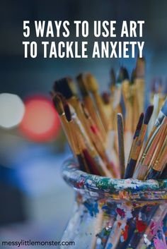 art for anxiety The Gift Of Imperfection, Art Therapy Activities, Therapy Ideas, Beginner Art, Joy And Happiness, Kitchen Art, Love Art, Self Love, Buy Art