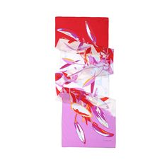 SS16 Nice Thoughts silk scarf