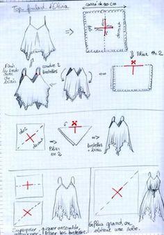 Sewing tunic...♥ Deniz ♥