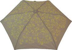 "Blooming Brollies ""Balle Poignée"" Parapluie Pliant - Beige"