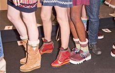 Prendas de la temporada (AW14): botas de montaña