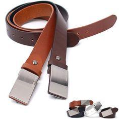 Nice belts!