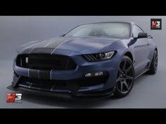 #FORD MUSTANG SHELBY GT350R 2015 - #NAIAS #DETROIT AUTO SHOW 2015