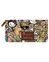 tokidoki x Hello Kitty Safari Long Wallet