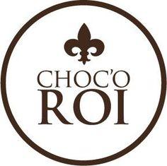 Le logo de la marque Chocoroi que vous retrouverez sur tous les produits Chocoroi !