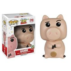 Show details for Toy Story 20th Anniversary Hamm Pop! Vinyl Figure