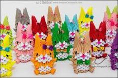 Znalezione obrazy dla zapytania waza origami