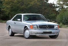 Mercedes-Benz 560 SEC (C126) '10.1985–10.1991