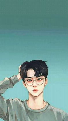 Read ilustrasi cowok cool from the story Galeri Vector & Gambar Mentahan by la_flz (Nfh) with reads. Cool Anime Guys, Handsome Anime Guys, Cute Anime Boy, Exo Cartoon, Cartoon Art, Exo Anime, Anime Art, Sehun, Cover Wattpad