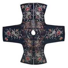 How beautiful this jacket would be to wear.