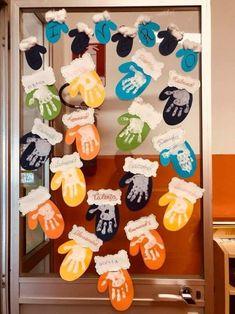 Artesanías con niños y niños pequeños en invierno * Mission Mom - Basteln mit Kindern im Winter - Weihnachten Kids Crafts, Diy Crafts To Do, Daycare Crafts, Winter Crafts For Kids, Winter Kids, Winter Art, Christmas Crafts For Kids, Winter Theme, Toddler Crafts