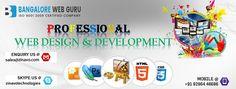 #BangaloreWebGuru is one of the Award Winning Website Design Development Company In Bangalore goo.gl/xVFSYg